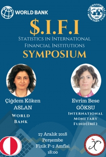 $.I.F.I (Statistics in International Financial Institutions) Symposium